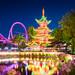 _DSC1754 -  Tivoli Gardens by night