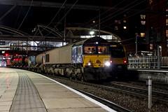 A Break in the Spray (Andrew Shenton) Tags: 66429 rhtt leeds 3s22 class66 locomotive railway train