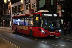 Rare Working: Route 190, Metroline, DEL2244, LK66EOP (Jack Marian) Tags: route190 metroline del2244 lk66eop alexander alexanderdennis enviro enviro200mmc e200mmc dennis richmond westbrompton buses bus london