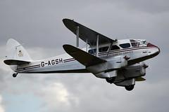 2AA_6631 (chris murkin) Tags: de havilland dh89a dragon rapide gagsh 6884 aircraft airshow air shuttleworth oldwarden dehavilland dragonrapide plane prop warbird wwii