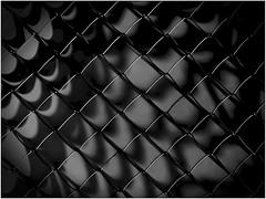 (⨀) Tags: theotherside universe fence light shadows diagonal dark smartphone huawei