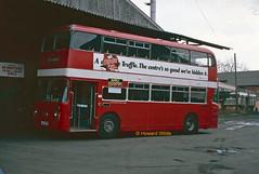 Bullock, Cheadle JIL 8203 ex OHR 182R (SelmerOrSelnec) Tags: bullock cheadle leyland fleetline ecw jil8203 ohr182r demmingsroad bus thamesdown