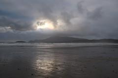 (HWSH) Tags: sky achillisland ireland coast sea evening