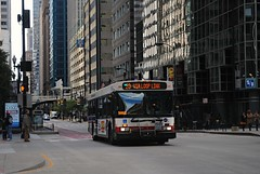 20 Madison CTA Bus, Chicago (Cragin Spring) Tags: city chicago chicagoillinois chicagoil illinois il downtown downtownchicago midwest loop chicagoloop urban unitedstates usa unitedstatesofamerica cta transportation transit chicagotransitauthority bus 20 madisonstreet 20madison