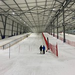 Wittenburg indoor slalom course