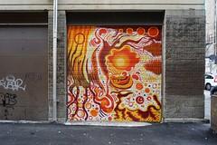 Orange (drew*in*chicago) Tags: chicago art artist paint painter 2019 street spray cityscape