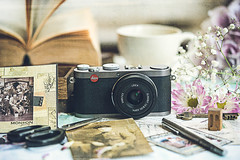 Let your dreams be your wings (Chapter2 Studio) Tags: stilllife sonya7ii soft lifestyle love camera flower floral leica chapter2studio cup books