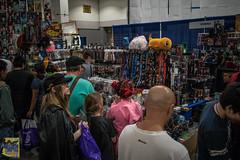 20191103-IMG_9509_c (Daniel Sennett) Tags: tcc tucson comic con comiccon 2019 floor costume cosplay panels props action figures toys sofuba lego zombies video games esports