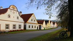 Holašovice UNESCO barock village (Teresa (be there...)) Tags: unesco barock village dorf tschechien czechrepublic holašovice budweis weltkulturerbe world heritage holasovice