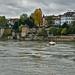 Rhine ferry in Basel