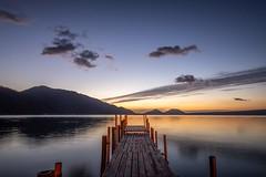 Dawn of Lake Shikotsu (robokoppi 49) Tags: 日の出 支笏湖 千歳市 札幌 北海道 日本 sunrise nd500 sapporo hokkaido japan happyplanet asiafavorites
