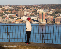 Yonkers on the Hudson River, Westchester County, New York (jag9889) Tags: 2019 20191106 alpine bergencounty gardenstate hudsonriver lookout nj ny newjersey newjerseysection newyork outdoor pip palisades palisadesinterstatepark park people railing river usa unitedstates unitedstatesofamerica water waterway westchestercounty yonkers jag9889