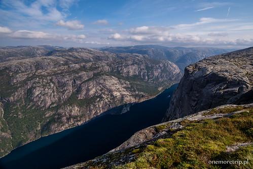 Kjerag Lysefjord Norwegia