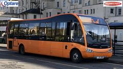 ON LOAN OPTARE SOLO SR DEMO YJ64 DWD PULHAMS TRAVEL ROYAL WELL BUS STATION CHELTENHAM 07112019 (MATT WILLIS VIDEO PRODUCTIONS) Tags: on loan optare solo sr demo yj64 dwd pulhams travel royal well bus station cheltenham 07112019