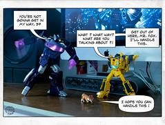 Page_19 (FunToysFan) Tags: transformers toyphotography toystory toys toyphoto toy takara autobots masterpiecetransformers hasbro lazerbeak digitalcomics designart decepticons mixedmedia sunstreacker shockwave robots g1 popart
