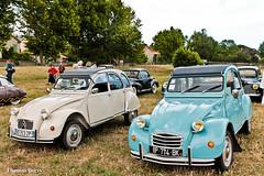 Citroën 2CV 1979 & 2CV4 1973 (tautaudu02) Tags: citroën 2cv 2cv4