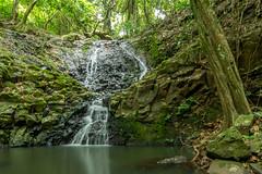 Unnamed waterfall (agasfer) Tags: 2019 fiji beqa blr pentax k3 sigma1020