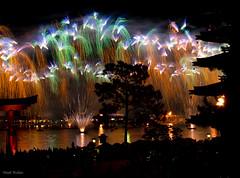 Epcot Forever (mwjw) Tags: epcotforever fireworks epcot disney disneyworld wdw orlando florida night nightshot longexposure mwjw markwalter nikond850 nikon24120mm