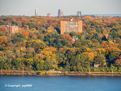 Riverdale Park on the Hudson River, The Bronx, New York City (jag9889) Tags: 2019 20191106 allamericacity autumn bergencounty bronx colors englewoodcliffs fall foliage gardenstate hudsonriver landscape nj ny nyc newjersey newyork newyorkcity outdoor park river riverdale thebronx usa unitedstates unitedstatesofamerica water waterway jag9889