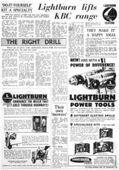 Lightburn News (RS 1990) Tags: thenews newspaper microfilm lightburn article australian adelaide southaustralia november 20th 1961