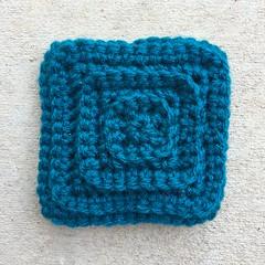 A shiny crochet object (crochetbug13) Tags: crochet crocheted crocheting crochethat crochetbeanie crochetcap wintercrochetcrochetrainbowhat wearablecrochet crochetsquare texturedcrochetsquare texturedcrochet