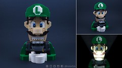 Luigi from Luigi's Mansion 3