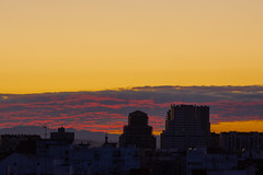 Atardecer en Valencia 52 (dorieo21) Tags: sunset exquisitesunsets ocaso crépuscule crepúsculo sonnenuntergang tramonto cielo urbanscape cloud clouds nube nubes nuage nuages nuvola nuvole wolke wolken ciel sky skyscape himmel sunlight aan
