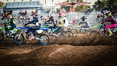 And They're Off... (TnOlyShooter) Tags: motocross motorcycle race countyfair olympus mirrorless em1markii 45mmf18