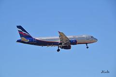 VQ-BIR (mduthet) Tags: vqbir photodemado airbus a320 aeroflotrussianairlines aéroportmarseilleprovence
