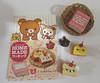 Rilakkuma Homemade4 (annesstuff) Tags: annesstuff rement minis miniatures dollhouse japanese toy collectible rilakkuma bear homemade fruit recipebook