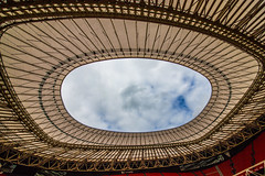 Bilbao0042San Mames (schulzharri) Tags: stadion bilbao athletic spanien spain espana san mames arena football fusball architecture architektur