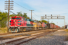 FXE at Tower 121 (DAL3294 (Ryan N.)) Tags: ferromex san antonio texas freight train railroad es44ac