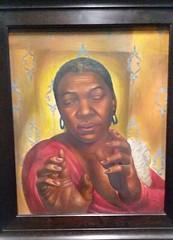 Bessie Smith (1950) (sftrajan) Tags: exhibit losangelescountymuseumofart 2019 portrait california museum lacma africanamericanart americanart charleswhitearetrospective bessiesmith retrato museo losangeles musée музей лосанджелес калифорния