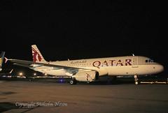 A320-232 A7-AHJ QATAR AIRWAYS (shanairpic) Tags: jetairliner passengerjet a320 airbusa320 shannon iac qatarairways a7ahj