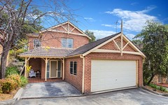 11/23 Glenvale Close, West Pennant Hills NSW