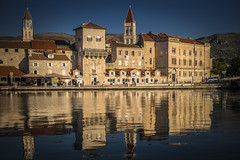 Morning reflections (Sizun Eye) Tags: trogir morning reflections croatia oldtown archtecture voyage travel visiting dalmatia sizuneye sonyfe55mmf18za sony7rm2 sony sonnar zeiss