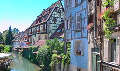 Little Venice, Colmar, Alsace, France (fkls) Tags: littlevenice colmar alsace france travel europe lumix leica panasoniclumix