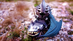 Witch king on fell beast (kiaki) Tags: funko funkopop thelordoftherings