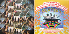 Magical Mystery Tour - Full Cover (epiclectic) Tags: 1971 beatles fullcover epiclectic vintage vinyl record album cover art retro music sleeve collection lp epiclecticcom