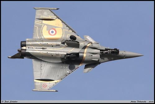 RAFALE C 109 4-IM ETR3/4 Aquitaine Melun Villaroche septembre 2019