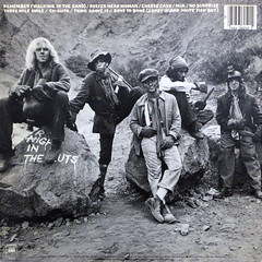 Night in the Ruts - Back Cover (epiclectic) Tags: 1979 aerosmith backcover epiclectic vintage vinyl record album cover art retro music sleeve collection lp epiclecticcom