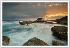 Shitiping (ccwang12) Tags: a7rii a57 taiwan water sony sonyalpha sonyflickraward sea sky sunrise shitiping