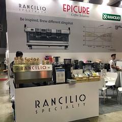 Máy pha cà phê giấy lọc Animo (epicurecoffe) Tags: epicure coffe