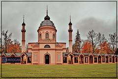 SCHWETZINGER MOSCHEE (01dgn) Tags: schwetzingermoschee schwetzingen almanya deutschland germany travel holy mosque moschee cami panorama canoneos500d