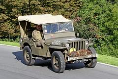 Willis Jeep (1942) (Roger Wasley) Tags: 270vmx willis jeep 2336475 us army prescott speed hill climb classic car vehicle