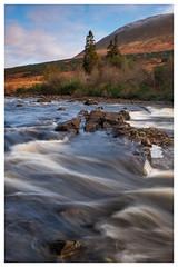 River flow at Bridge of Orchy, Scotland (S.R.Murphy) Tags: argyllandbute river bridgeoforchy scotland landscape fujifilmxt2 fujifilmxf1680mm lightroomcc nature mountain flickrexplore09112019 flickrexplore2309112019 autumn