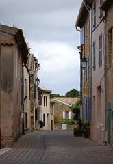 nuvole su Cornillon (fotomie2009) Tags: cornillon confoux france francia provence provenza alley ruelle village paese