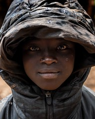 Turkana Girl (Rod Waddington) Tags: africa african afrique afrika eastern uganda ugandan portrait people turkana tribe traditional tribal streetphotography street culture cultural child outdoor face girl female