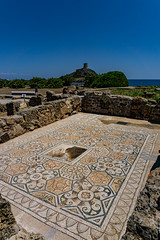 An old house with a nice view (andbog) Tags: sardegna sardinia mediterranean mediterraneo italia italy it ca nora pula sony sonya6000 sonyalpha sonyalpha6000 sonya sonyα sonyilce6000 sony⍺6000 ilce ilce6000 sel selp1650 1650mm oss apsc mosaico romani romans mosaic ruin ⍺6000