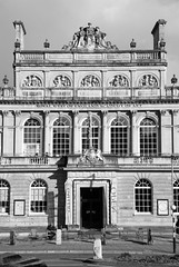 RWA, Bristol (archidave) Tags: bristol civic architecture italianate classical art gallery rwa royal west england academy painting monochrome victorian